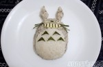 how to - totoro with rice