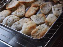 焼いたかき餅
