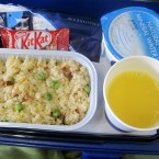 成田→ヘルシンキ 2回目の機内食