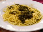 スパゲティー ジェノベーゼ