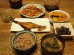玄米+粗食