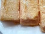 何とか焼き上げたフレンチトースト