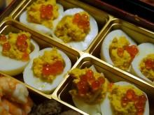 ゆで卵のサラダ