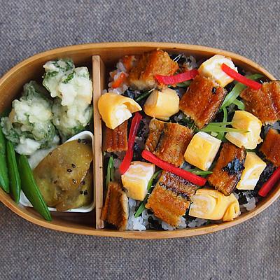 穴子の五目寿司