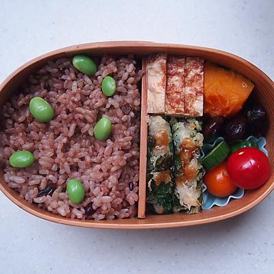 酵素玄米弁当