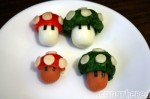 how to - mario mushrooms >