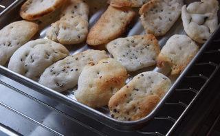 手作り かき餅