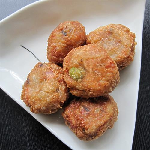 里芋のお団子