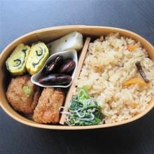 お弁当にも里芋のお団子