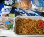 成田→ヘルシンキ 1回目の機内食