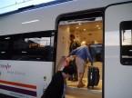 サラマンカへの列車