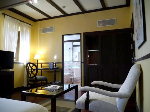 AC パラシオ サン エステバン 私たちの部屋