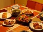 今夜の夕食