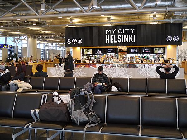 ヘルシンキ ヴァンター空港
