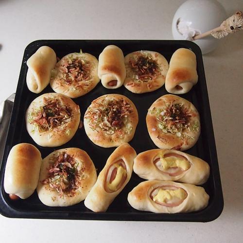 パン作り すべてを忘れていた!