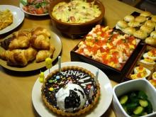 誕生日の料理