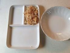 [after]見事な食べっぷり