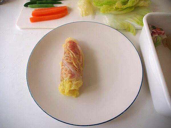 細ロール白菜