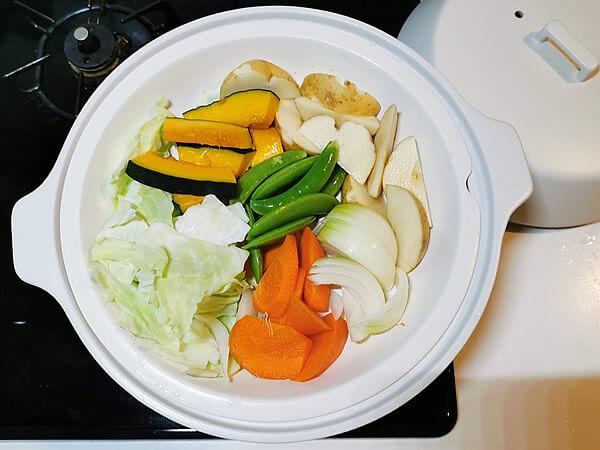 KINTOの土鍋KAKOMI(カコミ)
