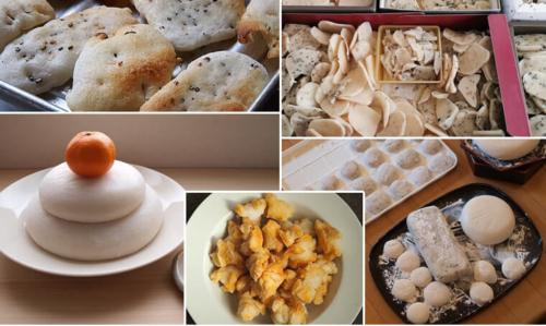 手作りで楽しむ【お餅・鏡餅・かき餅・揚げ餅】餅つき機 or ホームベーカリーで